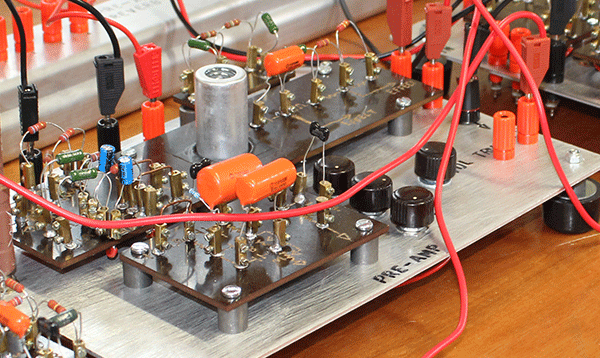Bespoke Circuitry and electronics - Fat Tone Amps specialise in creating and building bespoke electronic amps for harmonicas.