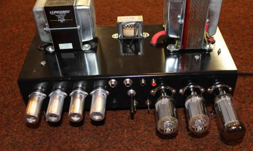 Amp Chassis and electronics - Fat Tone Amps specialise in creating and building bespoke electronic amps for harmonicas. With customised reverb and tremolo options available, our amps allow you to release your true tone.