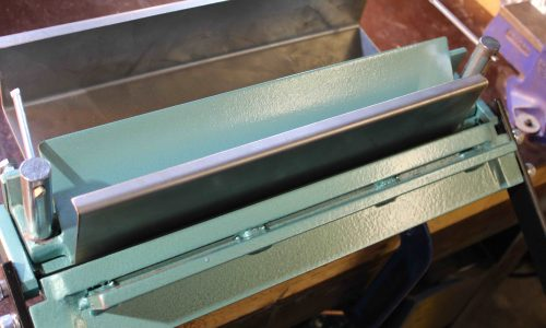 Metal Bending - Fat Tone Amps specialise in creating and building bespoke electronic amps for harmonicas.